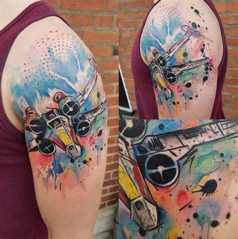 x wing tattoo 50 amazing wars designs tattooblend