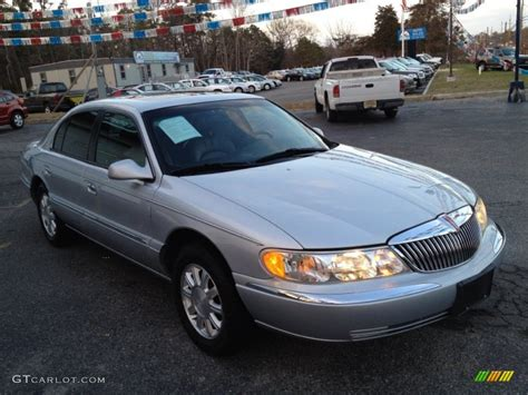 2002 lincoln continental transmission 2002 lincoln continental standard continental model