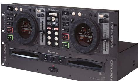 Mixer Cmx 07 dj shoppee pioneer cd player console cmx 3000