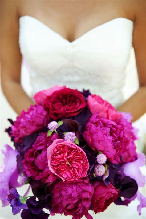 purple flower wedding bouquet photos wedding ideas pink and purple wedding theme