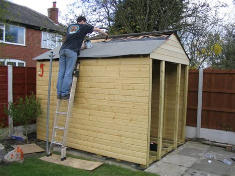 flat roof shed plans   build diy blueprints