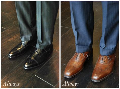 what color shoes to wear with navy blue suit car