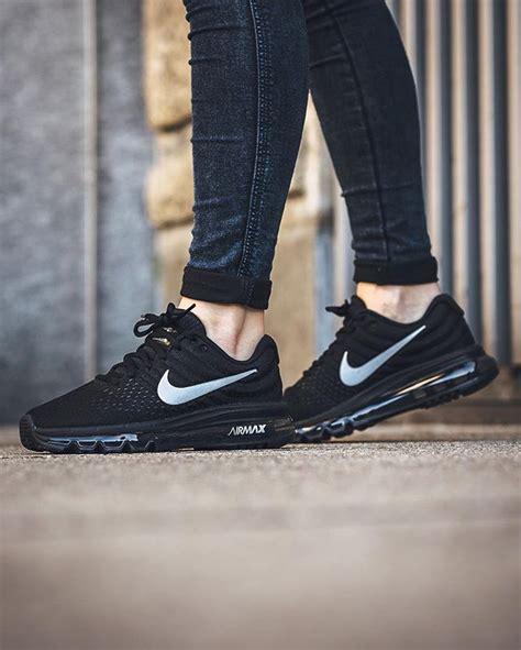 Trendy Sneakers 2017/ 2018 : Nike Air Max 2017: Black