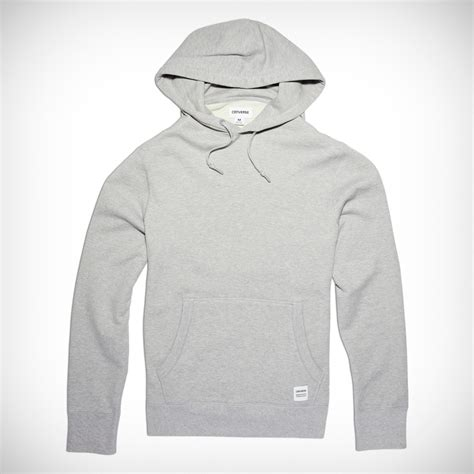 light grey hoodie mens s essentials pullover hoodie converse gb