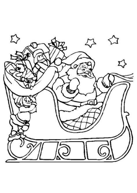 Topi D 1 Al Munawwir kleurplaat kerstslee afb 8645