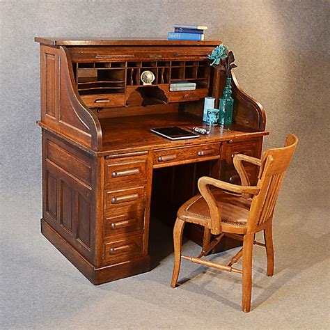 old fashioned desks for sale roll top writing desk home furniture design