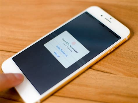 best touch id apps for iphone imore
