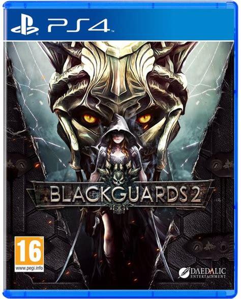 Ps4 Blackguards 2 Blackguards 2 Ps4 Raru