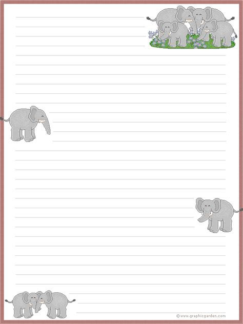 size of writing paper free printable stationery letter size