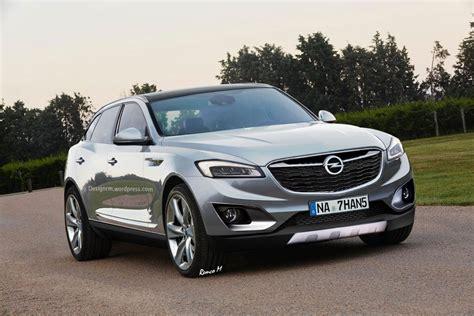 Un Grand Suv Opel Remplacant Antara