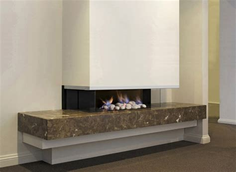 Cantilever Fireplace by Jetmaster Horizon Gas Fireplaces Australian Gas Log