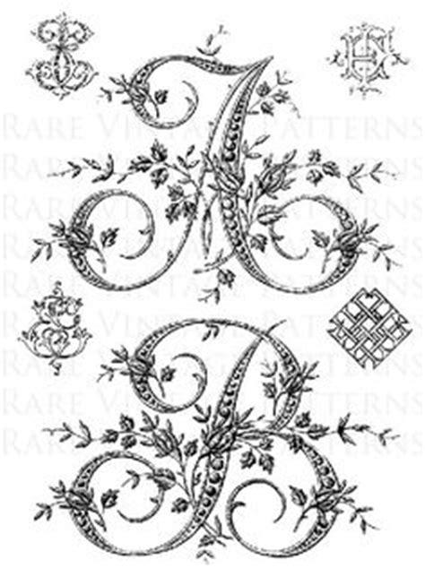 lettere d in francese alphabet stencil large letter b monogram