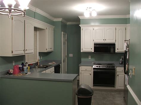 Ideas For Refinishing Kitchen Cabinets Painting Kitchen Cabinets Ideas Homes Gallery