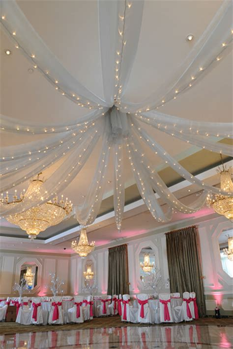 ceiling decoration ceiling draping balloon artistry