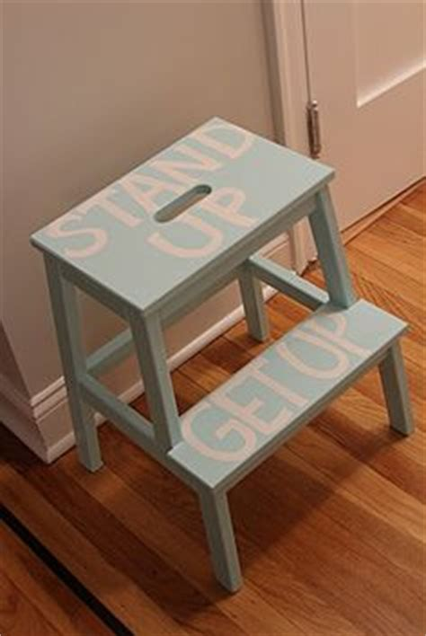 freckles chick spruced up step stool ikea bekvam 1000 images about ikea step on pinterest step stools