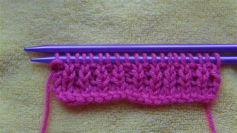beginners knitting knitting rib for beginners cast on kn pu rib doovi