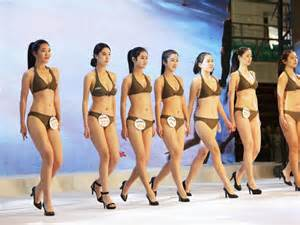 Chinese school hosts bikini modelling competition to recruit air