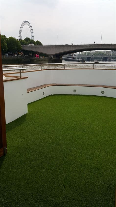 party boat hire milton keynes arttra grass kensington artificial turf install on party