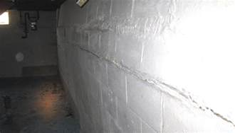 walls in basement bowing basement walls in nashville tn all basement