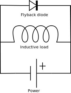 flyback diode contactor dioda transorb 28 images diode 1n6275 15v transorb surplus why don t relays incorporate