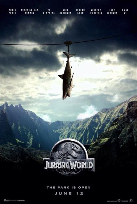 jurassic world is trevorrow land la times jurassic world great movie not as good as the 1st one