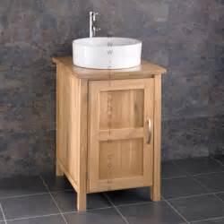 bathroom basins with cabinets stylish solid oak single door cabinet with basin set