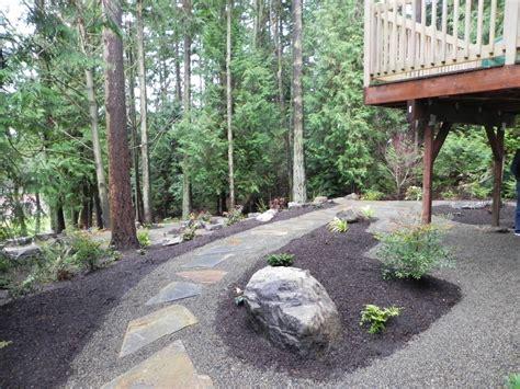 woodlands backyard woodland garden after 9 sublime garden design
