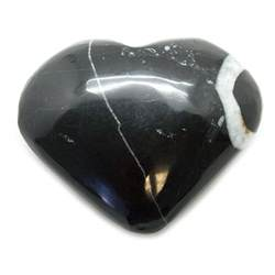 Crystal For Jewelry Making - black onyx hearts crystal vaults