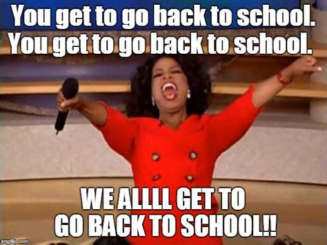 Going Back To School Meme - back to school memes memes school and teacher