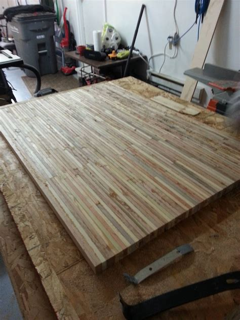 Outdoor Butcher Block Countertop 1000 ideas about pallet table top on pallet tables pallets and patio tables