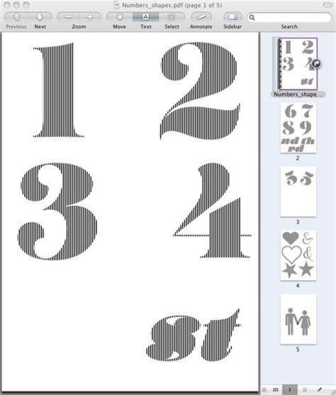number templates for photoshop more book folding templates book folding book and templates
