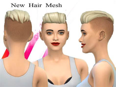 hairstyles download for sims 4 sims 3 custom content female short hair