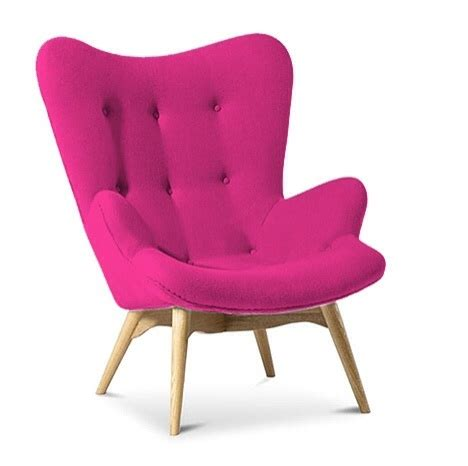Fuschia Armchair by Designer Armchair Fuschia Specialist Furniture Contracts