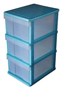 12 drawer plastic parts organizer drawers