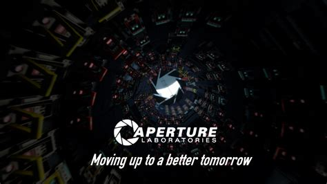 Gamis Brandedtribute To The Moving From Tomorrow T 0916034 aperture science moving up to a better tomorrow by