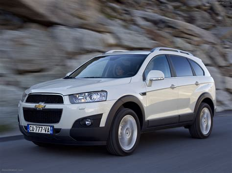 Chevrolet Captiva 2012 Exotic Car Image 10 Of 44 Diesel