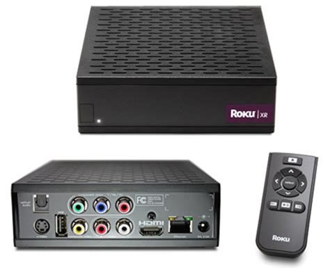 R 0r33 5w By Digital Analog Design product review roku hd xr netflix media player