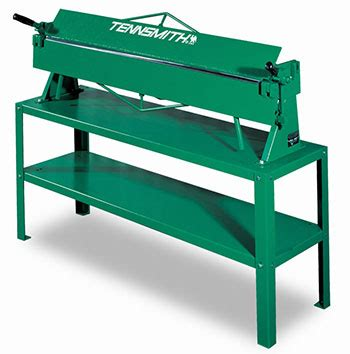 straight bench shears tennsmith 174 heavy duty straight bench brake 48 16ga from
