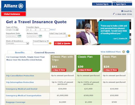 Review of Allianz Travel Insurance   Travel Insurance Review