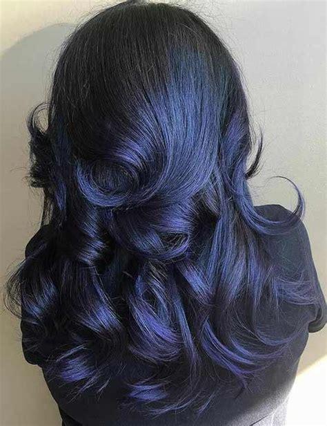 black and blue hair color wir erkl 228 ren alles was sie nicht 252 ber blue black hair
