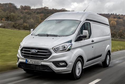 Ford Transit 2018 by Ford Transit Custom F 252 R 2018 Hohe Messlatte Bei Design