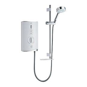 Mira Sport Shower Not Working by Mira Sport Max With Airboost Manual Electric Shower White