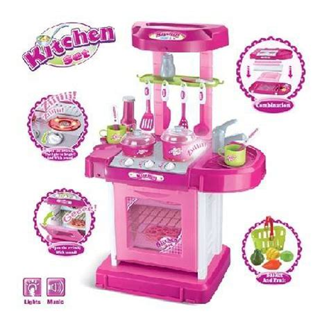 Sale Kitchen Set Koper Mainan Anak sale kitchen set koper mainan anak masak dapur elevenia