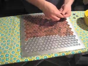 Installing A Kitchen Backsplash penny floor youtube