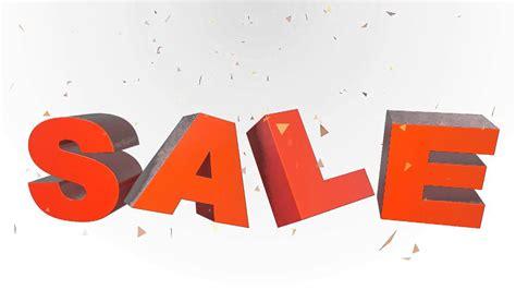 Orange Sale by Free Stock Footage Sale Logo Animation Hd