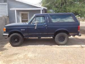 90 Ford Bronco Letgo 90 Ford Bronco In Florence Az