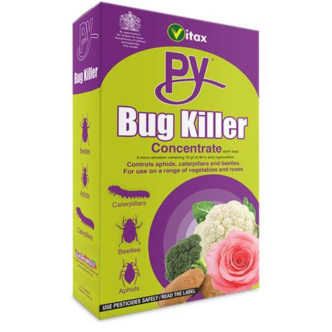 py spray garden insect killer 250ml berrycroft horticulture