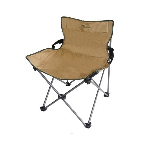 Armless Folding Chair by Ore International 31 Inch Portable Low Backrest Armless