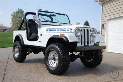 jeep cj renegade