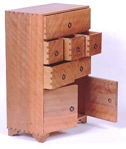wooden jewelry box plans easy  follow   build